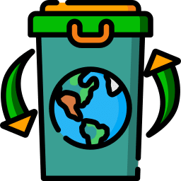 Recycles Everyday Materials