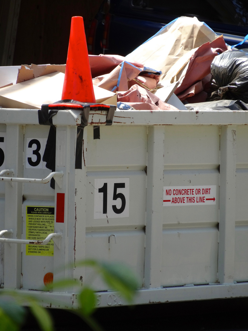 Dumpster Rental Service in Tampa, FL